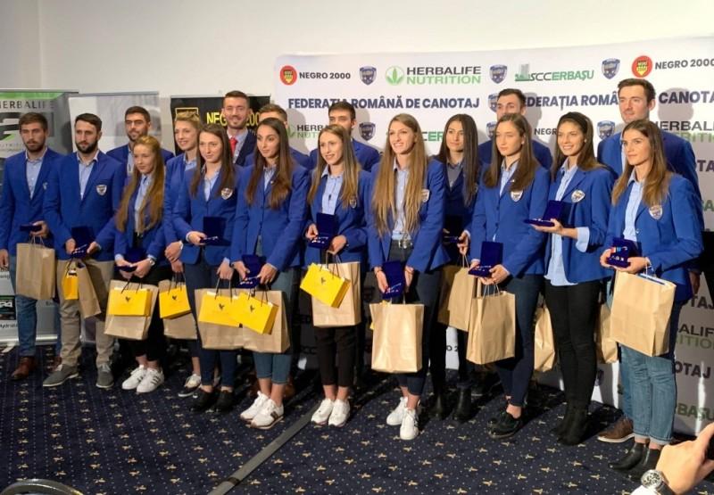 Cei mai buni sportivi ai anului, între care și de la CS Botoșani, au fost premiați la Gala Canotajului Românesc. Botoșăneanca Simona Geanina Radiș, sportivul anului!
