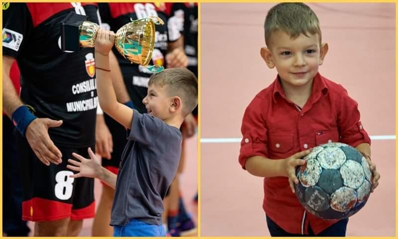 Cei mai energici copii sunt așteptați la Școala de Handbal a CSM Botoșani!
