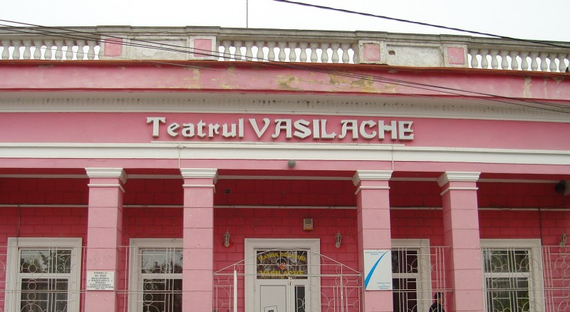 """Cei trei purceluşi vin din nou la """"Vasilache"""""""