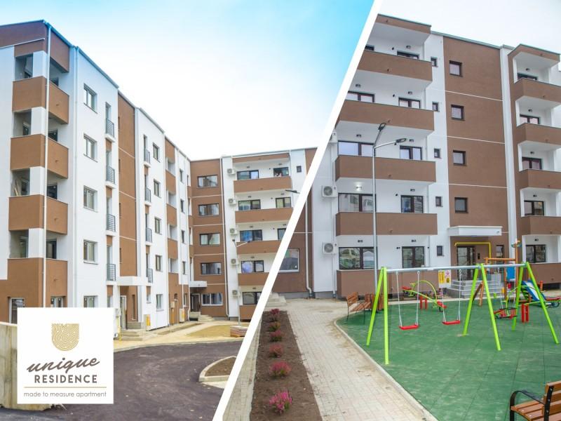 Cel mai nou ansamblu apartamente din Botoșani - marca UNIQUE RESIDENCE - dezvoltat de grupul de firme FORMENS, urmează să fie dat în folosință