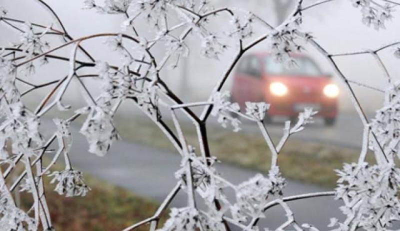 Cele mai scăzute temperaturi din această iarnă, dar normale pentru botoșăneni