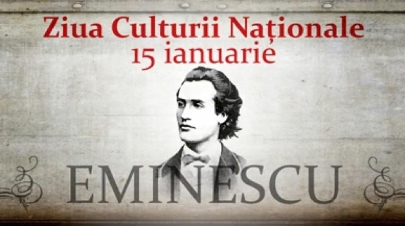 CELEBRĂM CULTURA: 15 ianuarie, 169 de ani de la nașterea lui Mihai Eminescu