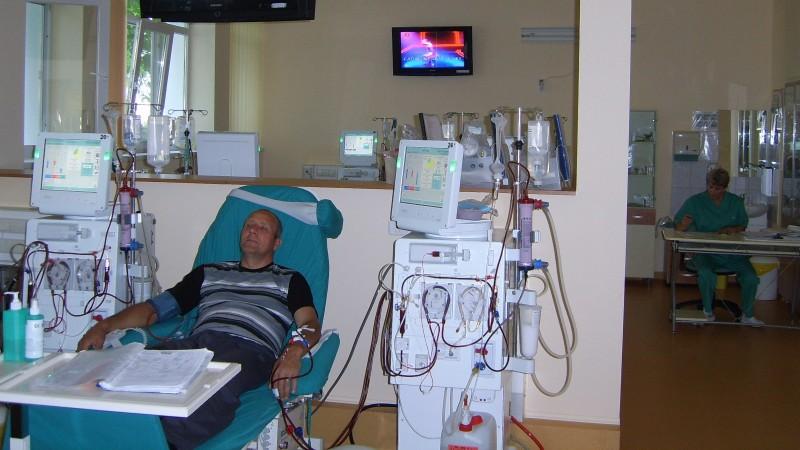 Centru de dializă deschis pentru botoşănenii din zona de nord a judeţului