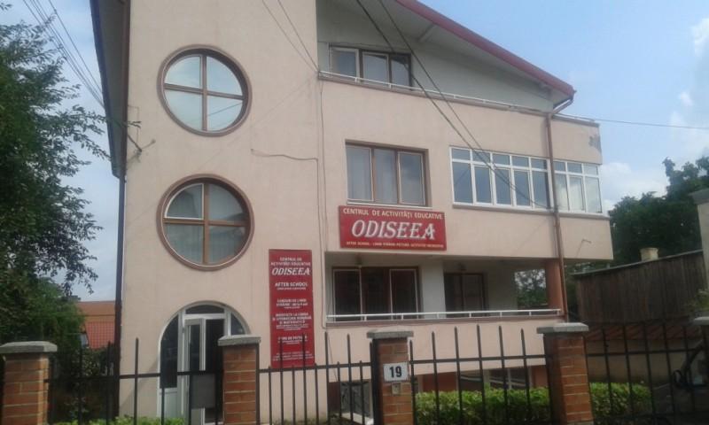 Centrul de activități educative-afterschool ODISEEA