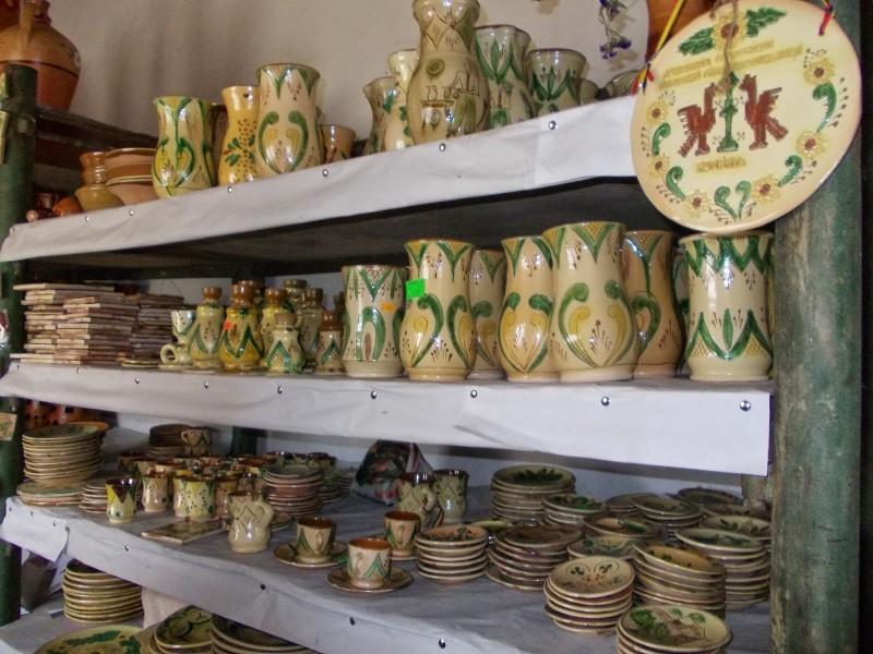 Ceramică bizantină într-un atelier din Botoşani