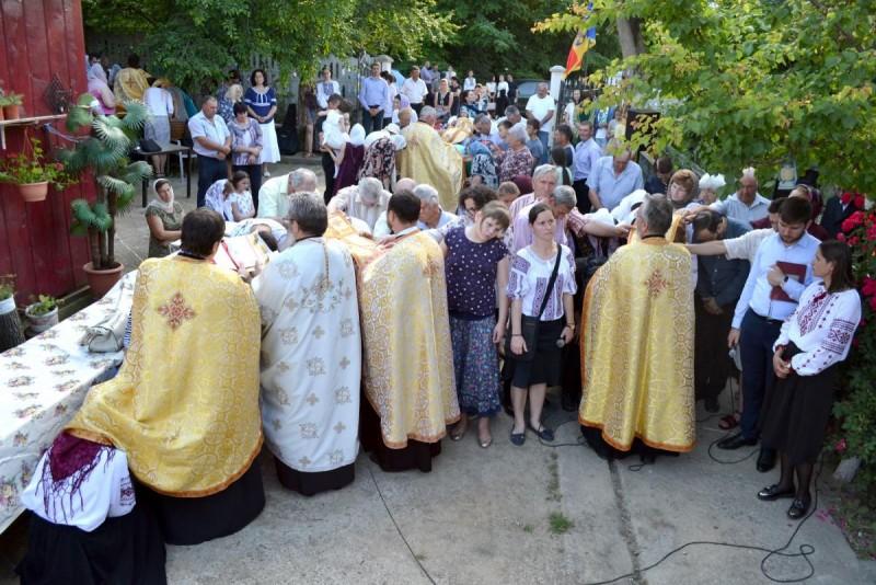 Cerc misionar în Parohia Schit Orăşeni