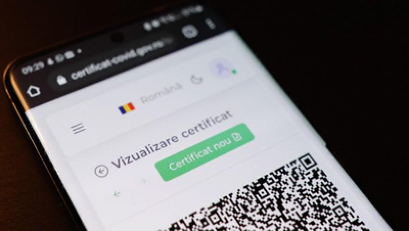 Certificatul verde intră în VIGOARE de luni: REGULILE și locațiile în care acesta este obligatoriu