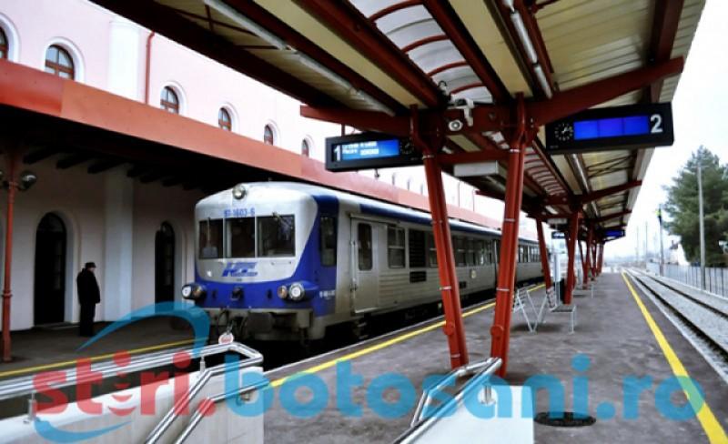 CFR Călători repune de astăzi în circulaţie toate trenurile suspendate