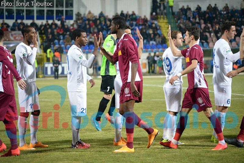 CFR Cluj a intrat în insolvenţă si a fost depunctata cu 24 de puncte! Botosaniul urca pe 6
