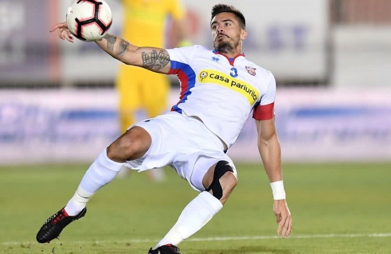"""CFR Cluj, a treia achiziție a verii: Andrei Burcă de la Botoșani! Valeriu Iftime: """"E cel mai prost transfer pe care l-am făcut! Sunt foarte supărat!"""""""