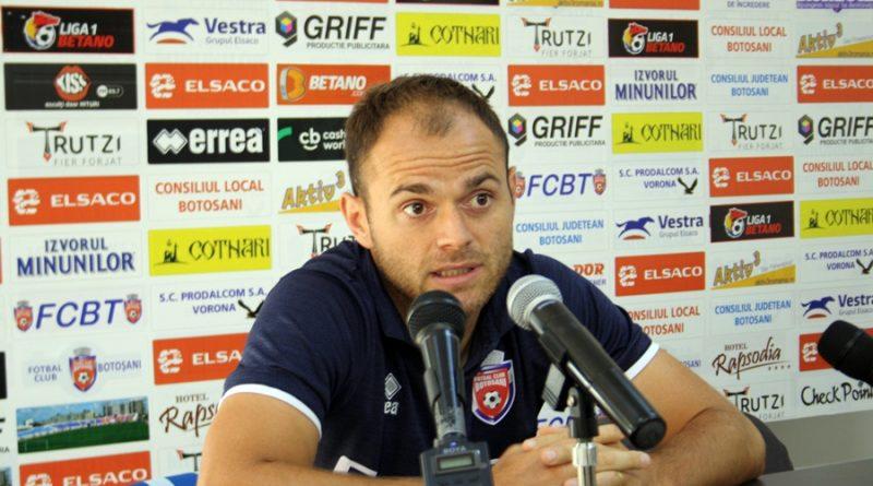 CFR Cluj – FC Botoșani, primul meci al noului sezon competițional!