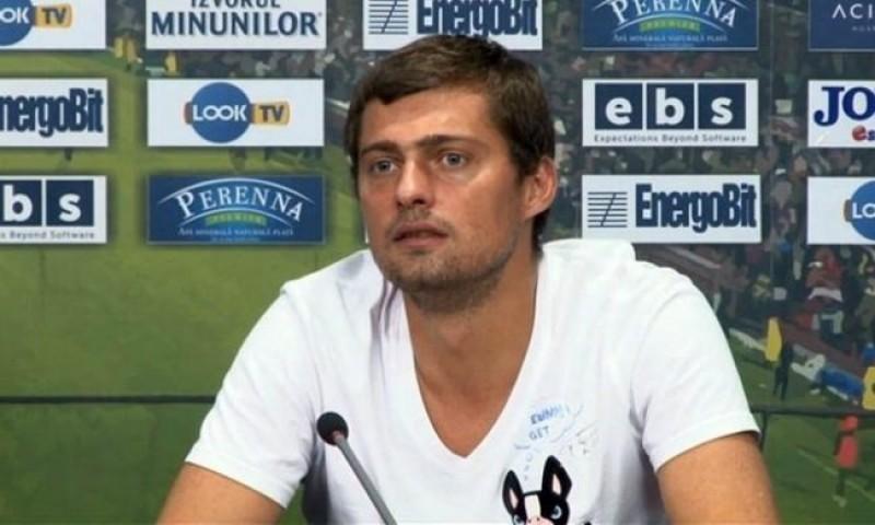 CFR Cluj l-a dat afară pe Tamaş, fără ca acesta să debuteze. Vezi ce a zis Mureşan! - VIDEO