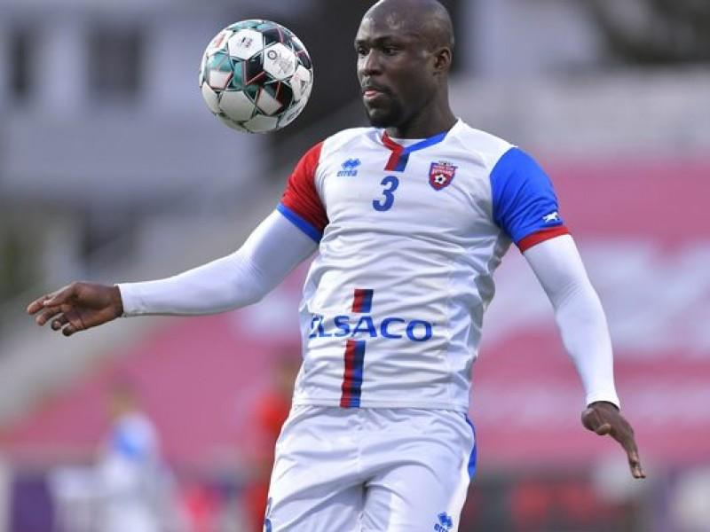 CFR Cluj l-a transferat pe Meleke! FC Botoșani va încasa o suma consistentă