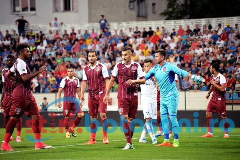 CFR Cluj profita de pasii gresiti facuti de FC Botosani si FCSB! S-a distantat in clasament!
