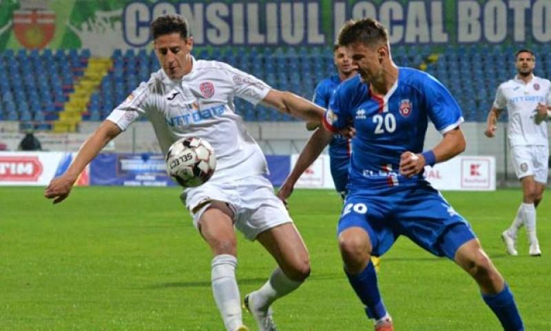 """CFR Cluj """"a scăpat"""" de COVID. Meciul cu FC Botoșani se joacă în această seară"""