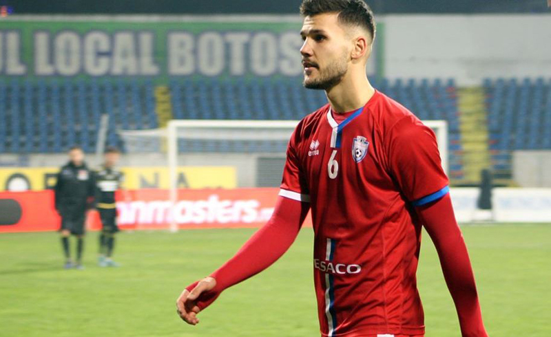 Chindriș, OUT de la FC Botoșani! Decizia lui Iftime: Andrei Chindriș nu va mai evolua la FC Botoșani