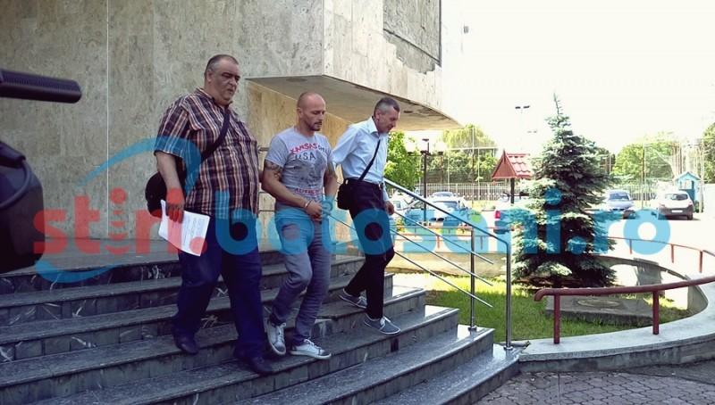 Cinci ani de închisoare pentru agresorul unui poliţist