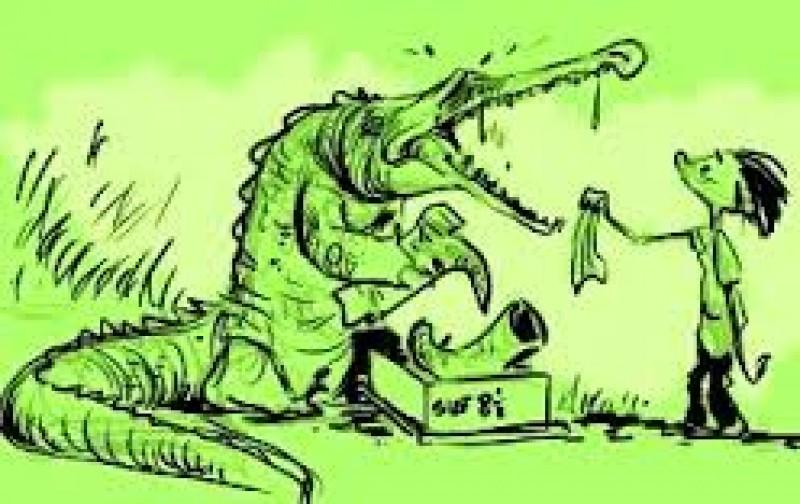 Cine ne păcăleşte cu lacrimi de crocodil?