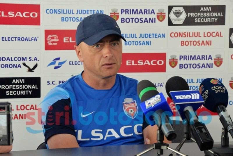 Cine va fi noul antrenor la FC Botosani? Multescu si Grozavu, printre favoriti! Leo nu ar refuza!