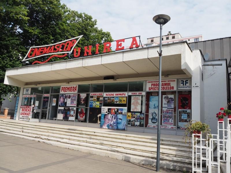 Cinematograful Unirea a intrat în patrimoniul Primăriei Botoșani, începând de miercuri