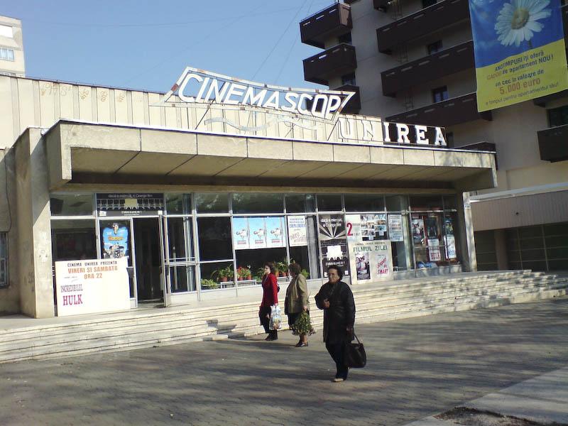 Cinematograful Unirea va deveni, in curand, Centrul Cultural al Botosanilor!