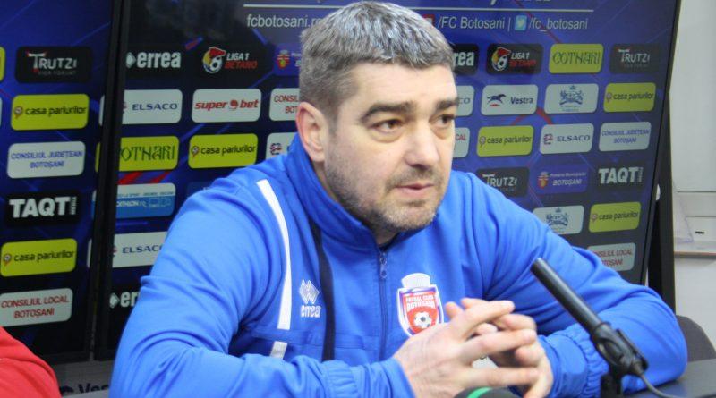 """Ciobotariu, după meciul cu Steaua: """"Am avut o posesie mult mai bună decât a FCSB-ului, am jucat fotbal"""""""