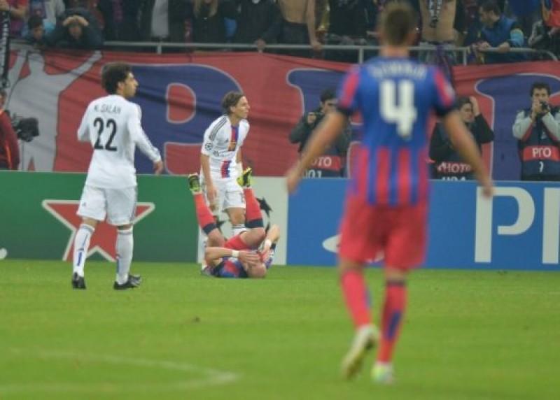 Circ înainte, circar în meci! Lui Latovlevici nu i-au ieşit nici aseară poantele - VIDEO