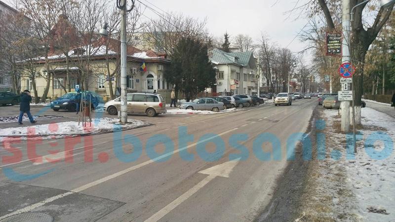 Propunere pentru schimbarea regulilor de circulație pe o porțiune din Bulevardul M. Eminescu - FOTO