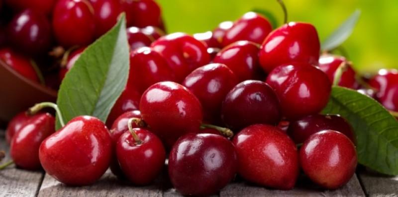 Cireșele - sursa inepuizabilă de antioxidanți. Principalele beneficii pentru sănătate!