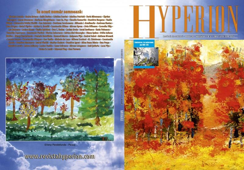 CITESTE AICI noul numar al Revistei Hyperion