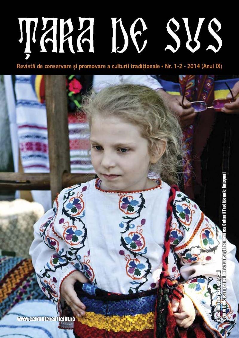 """Citeşte noul număr al revistei """"Ţara de Sus"""""""
