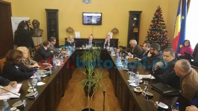 Consilieri locali nemulțumiți de angajările din Primăria Botoșani