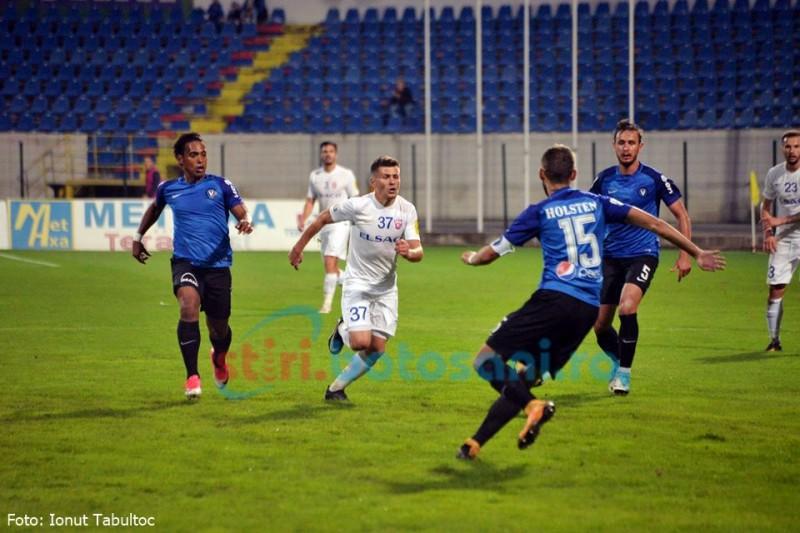 Clasamentul Ligii I inainte de intreruperea campionatului! Viitorul s-a apropiat la 2 puncte de FC Botosani