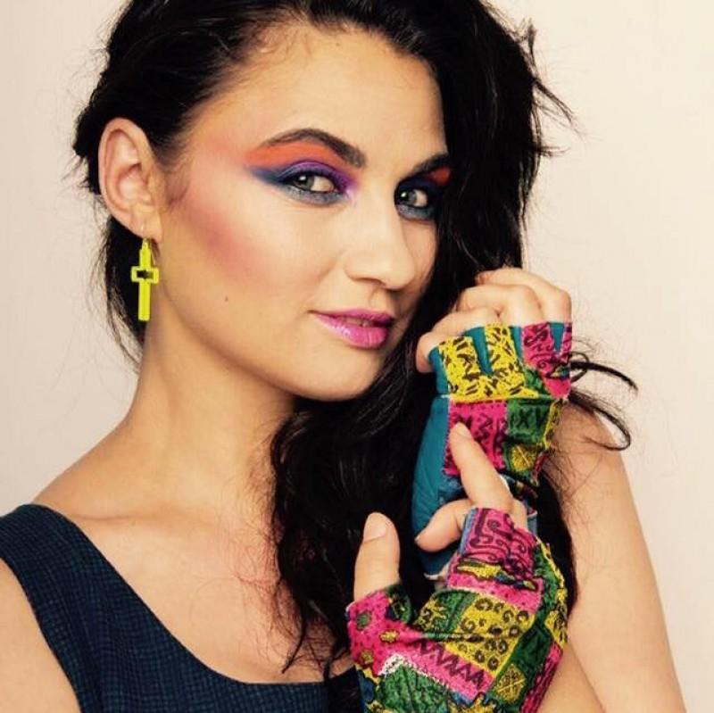 """Claudia Chiraș, actriță: """"Spun cu mâna pe inimă că iubesc România"""""""