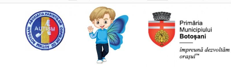 """,,Click Autism – Copilul cu aripă de fluture"""" - COMUNICAT"""