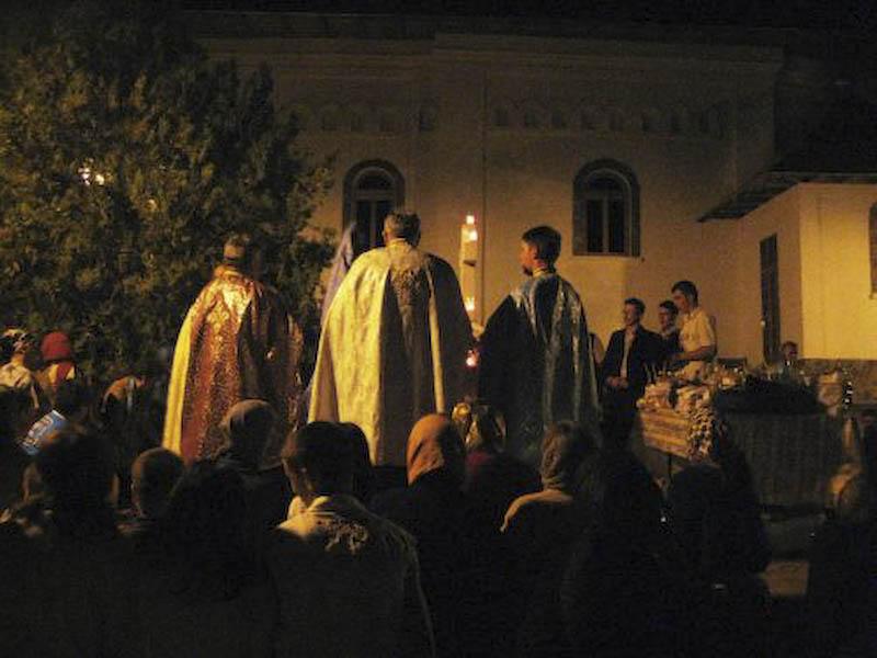 CLIPA DE DUHOVNICIE - Taina Sfantului Maslu