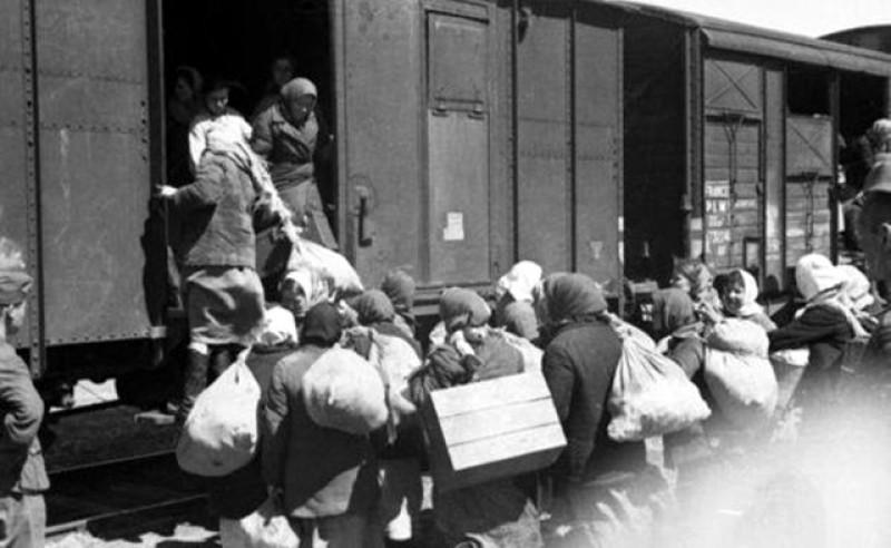 Clipe de istorie: 28 iunie 1940 - O mare Tragedie Națională. Evacuarea Basarabiei şi nordului Bucovinei