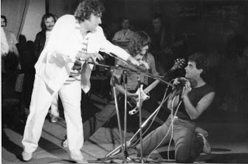 Clipul zilei: 40 de ani de la primul concert al Cenaclului Flacara