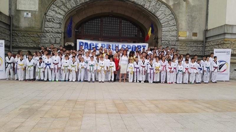 Clubul Real Taekwondo Team a ocupat prima pozitie la Cupa Tomis! Vezi rezultatele de la Campionatul National de Juniori si Seniori - FOTO
