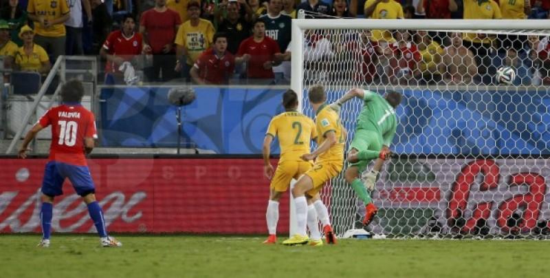 CM: Chile s-a impus in fata Australiei cu 3-1 - VIDEO