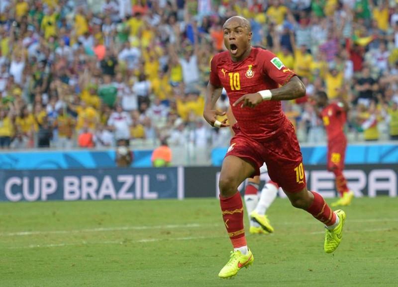 CM: Ghana a făcut un meci excelent cu Germania, 2-2 - VIDEO
