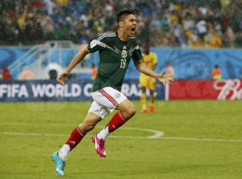 CM: Mexic a invins Camerun cu 1-0 - VIDEO