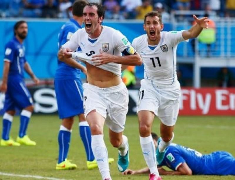 CM: S-au mai decis două meciuri din optimi: Columbia - Uruguay şi Costa Rica - Grecia - VIDEO