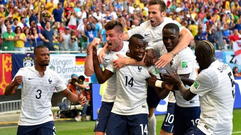 CM: Spectacol in Brazilia! Franta a invins Elvetia cu 5-2! Vezi golurile!