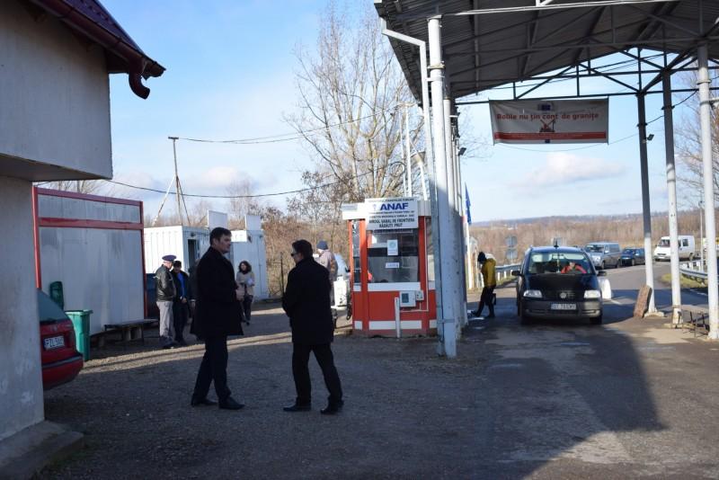 CNSU: Vama Rădăuți-Prut rămâne închisă