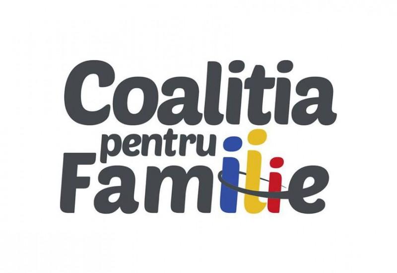 """Coaliția pentru Familie, cu privire la afirmațiile din clipul USR Liberal: """"Calomnioase, denigratoare si incitatoare la ură"""""""