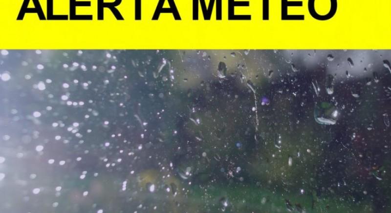 COD GALBEN: Alertă meteo pentru județul Botoșani, până la ora 20.30