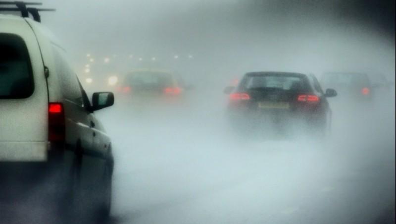 Cod galben de ceață, în această seară, în 35 de localități din Botoșani