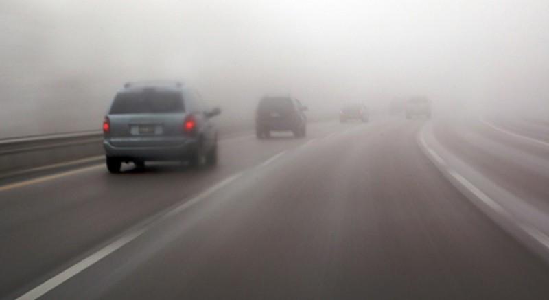 Cod galben de ceață la Botoșani. Ceața va reduce vizibilitatea local sub 200 metri