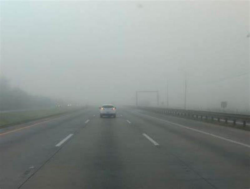 Cod galben de ceață pentru mai multe localități din Botoșani